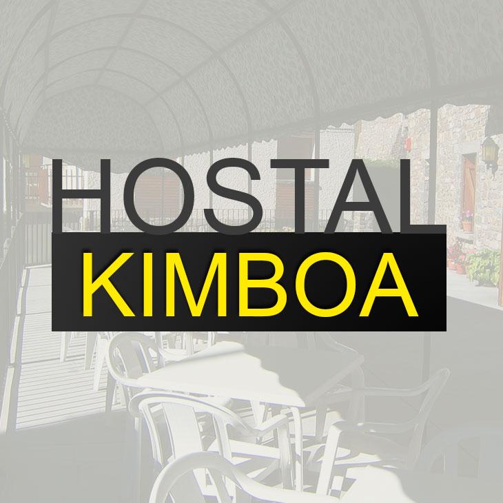 Hostal Kimboa de Ansó