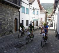 Parque natural valles occidentales: Ciclismo