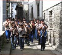 Esquilas día San Antón