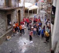 Fiestas en Ansó